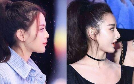 神似劉亦菲、撞臉張柏芝,被她碰瓷的明星還少嗎?-第42張圖片