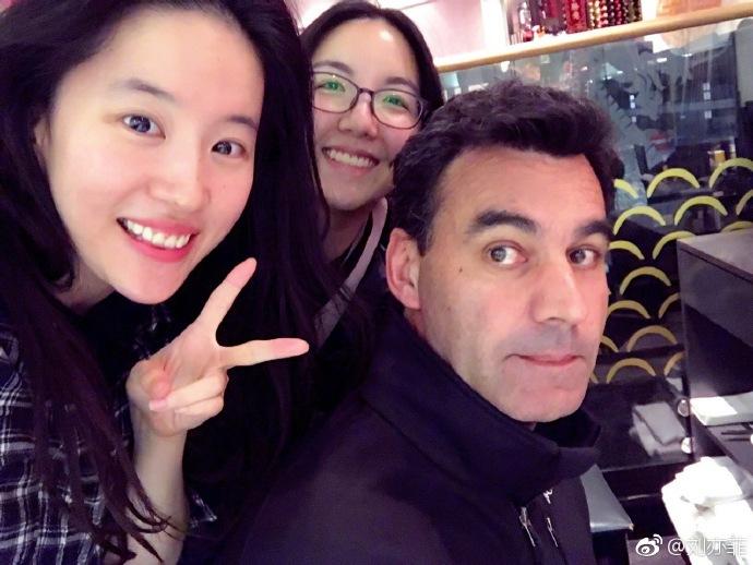 刘亦菲微博终于更新了,网友:气质变了-第2张图片
