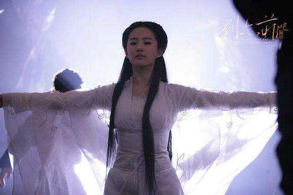 刘亦菲微博终于更新了,网友:气质变了-第5张图片