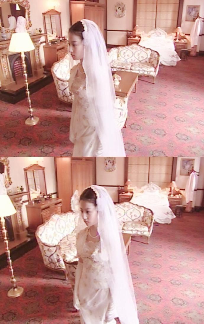 《金粉世家》白秀珠的剧照 ,高挑窈窕,大家闺秀